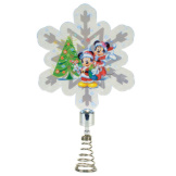 Mickey Tree Topper - Holidazzler