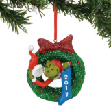 Grinch 2017 Dated Ornament