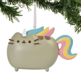 Magical Unicorn Pusheen Ornament