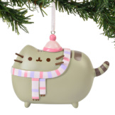Winter Pusheen Ornament
