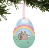 Pusheen Tin Egg Easter Bunny