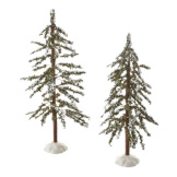 Mountain Pines - Set of 2