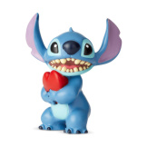 Stitch with Heart Mini Figure
