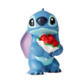 Stitch with Flower Mini Figure