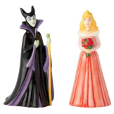 Aurora & Meleficent Salt & Pepper