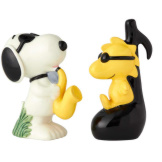 Snoopy & Woodstock Salt & Pepper