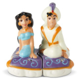 Aladdin and Jasmine Salt & Pepper