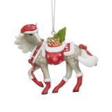 Santa's Little Helper Ornament