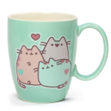 Pusheen Mug Pastel 12oz