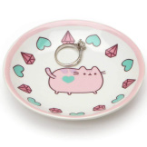 Pusheen Ring Dish Pink