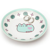 Pusheen Ring Dish Teal