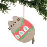 Pusheen Ugly Sweater Ornament