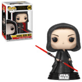 Dark Side Rey Pop Bobble-Head