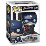Gamerverse Captain America Pop Bobble-Head