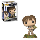 Luke Skywalker & Yoda Pop Bobble-Head