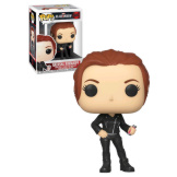 Natasha Romanoff Pop Bobble-Head