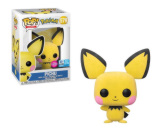 Pichu Flocked Pop Vinyl