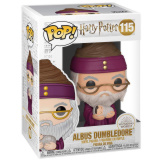 Funko POP Harry Potter Dumbledore With Baby