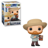 Vincent Van Gogh Pop Vinyl