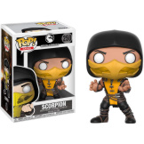 Funko POP Mortal Kombat Scorpion