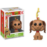 Funko POP Grinch Max The Dog