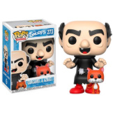 Funko POP Smurfs Gargamel And Azrael