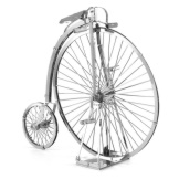 Metal Earth High Wheel Bicycle Penny Farthing