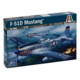 P-51D Mustang 1/72 Scale