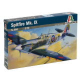 Spitfire MK9 1/72 Scale