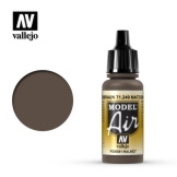 Vallejo Model Air NATO Black 17ml