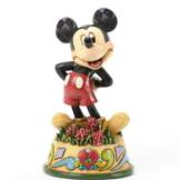 Mickey Figure - August