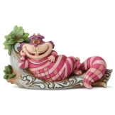 Cheshire Cat on Tree