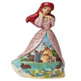 Ariel with Castle Dress