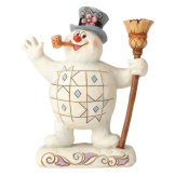 Frosty with Broom