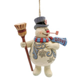 2020 Frosty Dated Ornament
