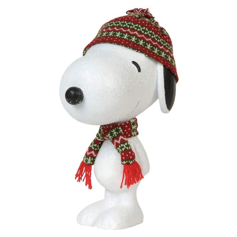 Snoopy Big Dog Figurine W/Accessories
