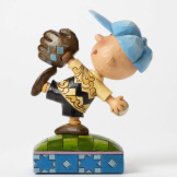 Baseball Charlie Brown Figure
