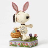 Snoopy Wearing Rabbit Ears