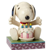 Happy Birthday - Snoopy with Cake