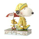 Platinum Star Snoopy & Woodstock