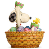 Snoopy/Woodstock Easter Basket
