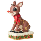 Rudolph With Lighted Nose 16