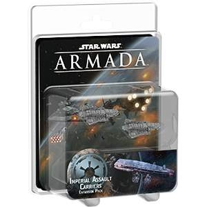 Star Wars Armada Imperial Assault Carrier