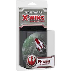 Star Wars X-Wing Miniatures A-Wing