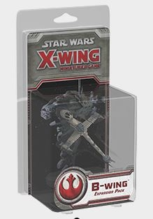 Star Wars X-Wing Miniatures B-Wing