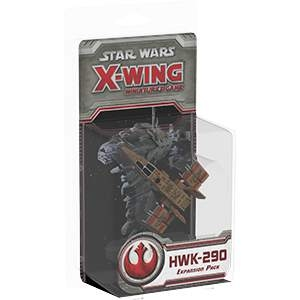 Star Wars X-Wing Miniatures HWK-290