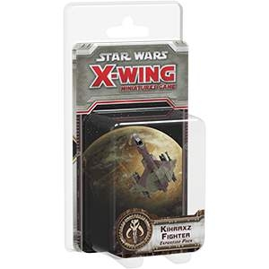 Star Wars X-Wing Miniatures Kihraxz Fighter