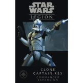 Star Wars Legion Clone Captain Rex Commander