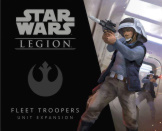 Star Wars Legion Fleet Trooper unit