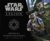 Star Wars Legion Imperial Shoretroopers Unit